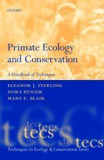 Primate Ecology and Conservation Image