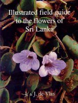 Illustrated Field Guide to the Flowers of Sri Lanka Image