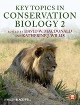 Key Topics in Conservation Biology, Volume 2 Image