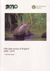 Fifth Otter Survey of England 2009-2010 Image