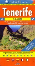 Tenerife: Road Map - Hiking Paths - Tourist Information [Multilingual]