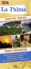La Palma: Tourist Map - Road Map - Tourist Information