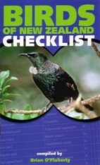 Birds of New Zealand Checklist