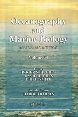Oceanography and Marine Biology: An Annual Review: Volume 51 Image