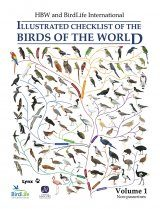 HBW and Birdlife International Illustrated Checklist of the Birds of the World, Volume 1 Image