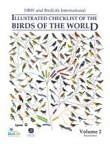 HBW and Birdlife International Illustrated Checklist of the Birds of the World, Volume 2 Image