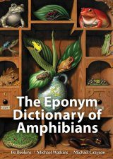 The Eponym Dictionary of Amphibians