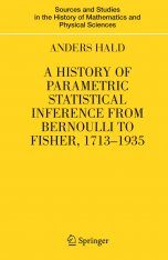 A History of Parametric Statistical Inference from Bernoulli to Fisher, 1713-1935 Image