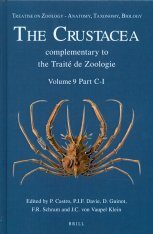 The Crustacea, Volume 9, Part C: Brachyura (2-Volume Set) Image