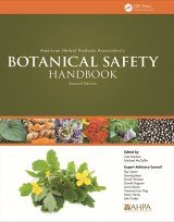 The American Herbal Products Association Botanical Safety Handbook