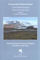 Iconographia Diatomologica, Volume 24: Diatoms from the Antarctic Region, Maritime Antarctica Image