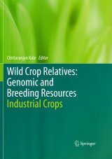 Wild Crop Relatives: Genomic and Breeding Resources: Industrial Crops