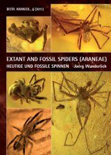 Extant and Fossil Spiders (Araneae) / Heutige und Fossile Spinnen