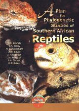 A Plan for Phylogenetic Studies of Southern African Reptiles