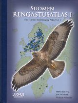 The Finnish Bird Ringing Atlas, Volume I / Suomen Rengastusatlas I Image