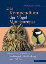 Das Kompendium der Vögel Mitteleuropas (3-Volume Set): Ein Umfassendes Handbuch zu Biologie, Gefährdung und Schutz [The Compendium of Birds of Central Europe: A Comprehensive Guide to Biology, Threats and Conservation] Image