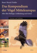 Das Kompendium der Vögel Mitteleuropas: Literatur und Anhang [The Compendium of Birds of Central Europe: Literature and Appendix] Image