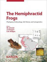 The Hemiphractid Frogs