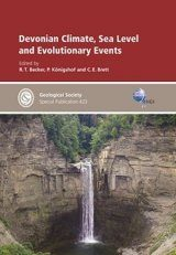 Devonian Climate, Sea Level and Evolutionary Events Image