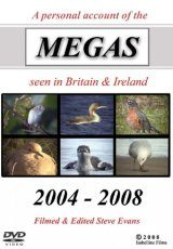 Megas Seen in Britain and Ireland, Volume 1: 2004-2008 (All Regions) Image