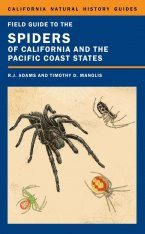 Field Guide to the Spiders of California and the Pacific Coast States Image