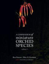 A Compendium of Miniature Orchid Species (2-Volume Set) Image