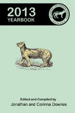 Centre for Fortean Zoology Yearbook 2013 Image
