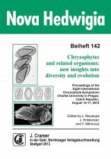 Chrysophytes and Related Organisms: New Insights into Diversity and Evolution Image