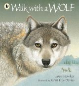 Walk with a Wolf Image