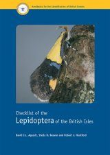 RES Handbook: Checklist of the Lepidoptera of the British Isles Image