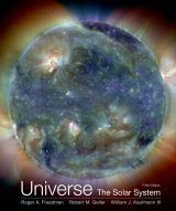 Universe: The Solar System Image