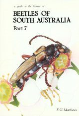 A Guide to the Genera of Beetles of South Australia, Part 7