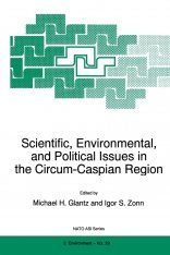 Scientific, Environmental, and Political Issues in the Circum-Caspian Region Image
