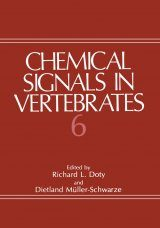 Chemical Signals in Vertebrates, Volume 6