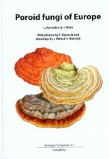 Synopsis Fungorum, Volume 31: Poroid Fungi of Europe Image