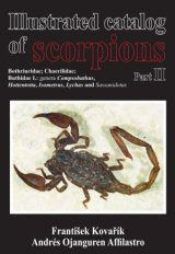 Illustrated Catalog of Scorpions, Part 2