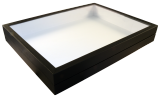 Storage Box with Glass Lid