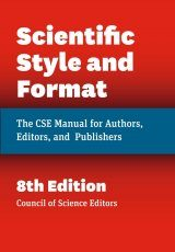 Scientific Style and Format