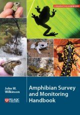 Amphibian Survey and Monitoring Handbook Image