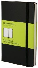 Moleskine Classic  Pocket Notebook  - Plain