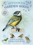Let's Look for Garden Birds