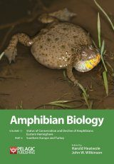 Amphibian Biology, Volume 11, Part 4 Image