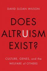 Does Altruism Exist? Image