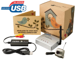 Wireless Nest Box Camera Kit