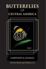 Butterflies of Central America, Volume 1; Swallowtails, Pierids, and Brushfoots Image