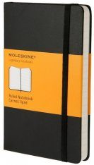 Moleskine Classic  Pocket Notebook  - Ruled