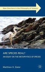 Are Species Real?