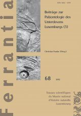 Ferrantia, Volume 68: Beiträge zur Paläontologie des Unterdevons Luxemburgs, Volume 3 [Contribution to the Palaeontology of the Lower Devonian of Luxembourg, Volume 3]