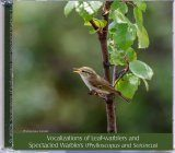 Vocalizations of Leaf-Warblers and Spectacled Warblers (Phylloscopus and Seicercus) (2CD)