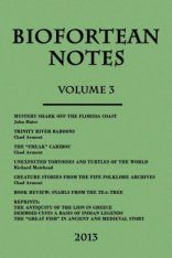 Biofortean Notes, Volume 3